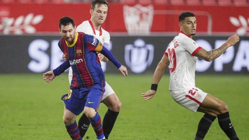 Sevilla Barcelona Futbol