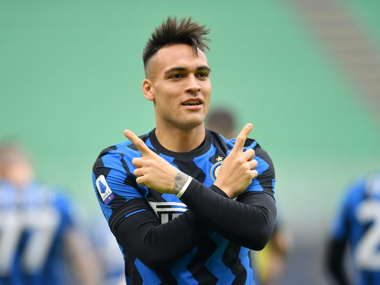 Lautaro Martinez Renovó Inter