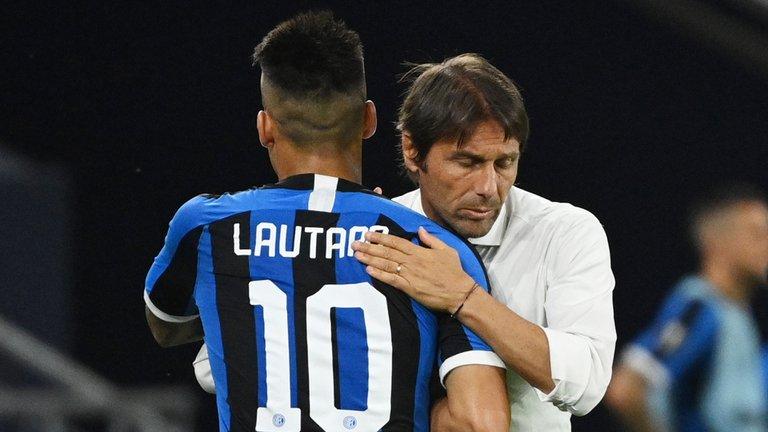 Lautaro Martinez Renovo Inter