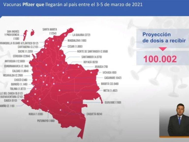 mapa vacunas colombia