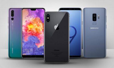 Marcas de celulares más vendidas