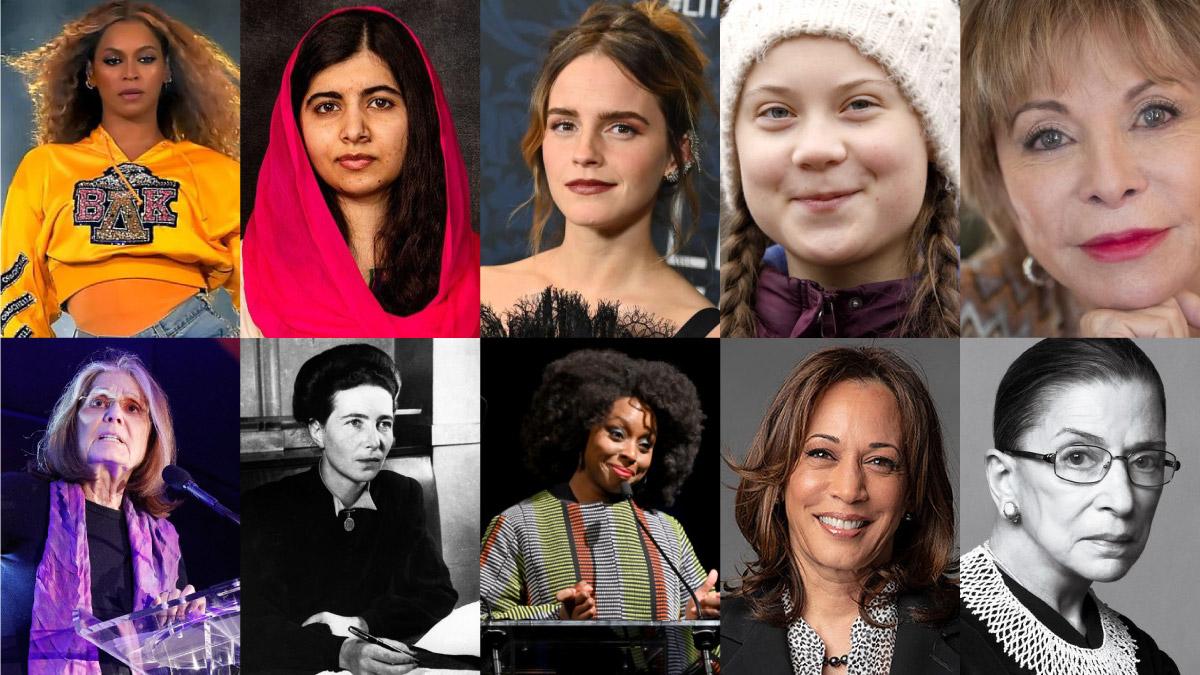 10 frases dia de la mujer