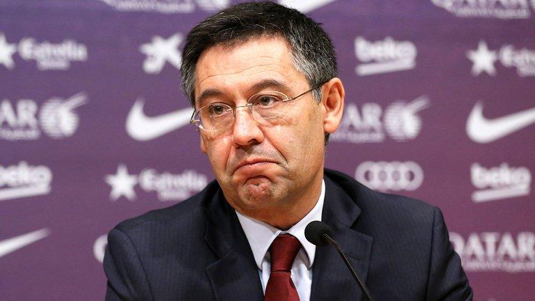 Josep Bartomeu Detenido