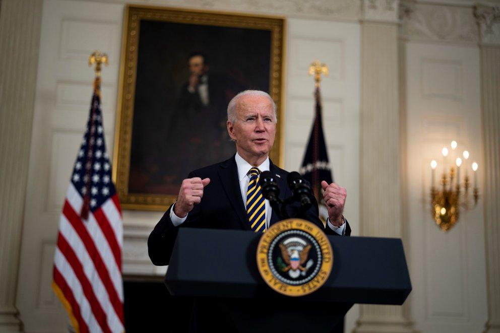 Joe Biden Plan económico