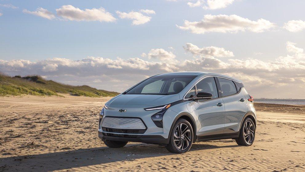Chevrolet vehículos electricos