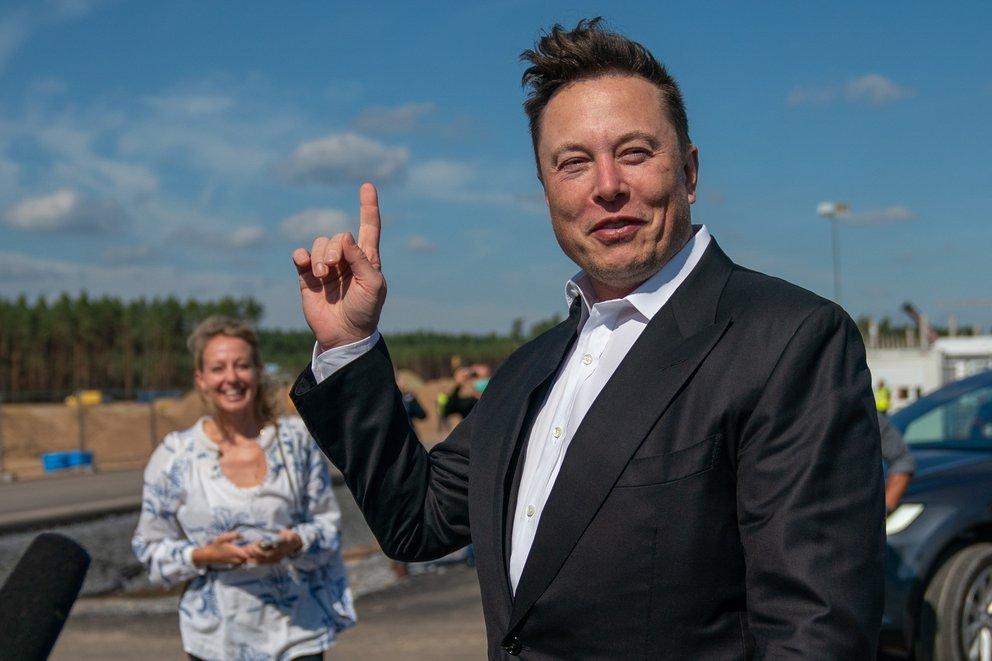 Elon Musk, Jeff Bezos y Mark Zuckerberg
