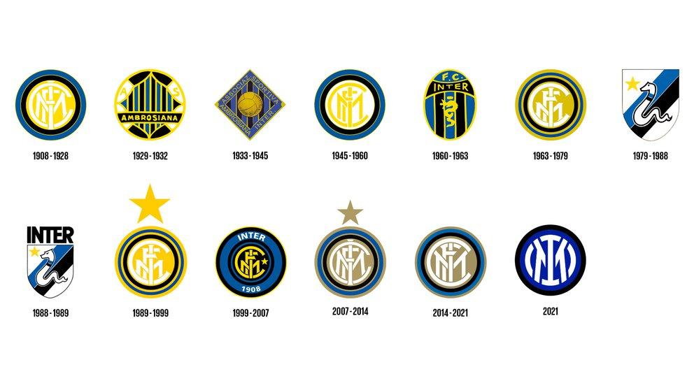 historia escudo inter