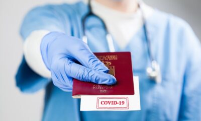 pasaporte vacuna europa