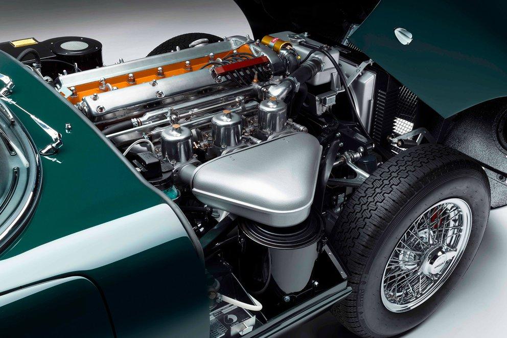 jaguar motor nuevo