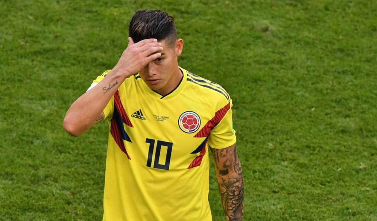 james colombia eliminatorias