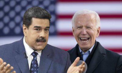 Maduro Biden Decreto