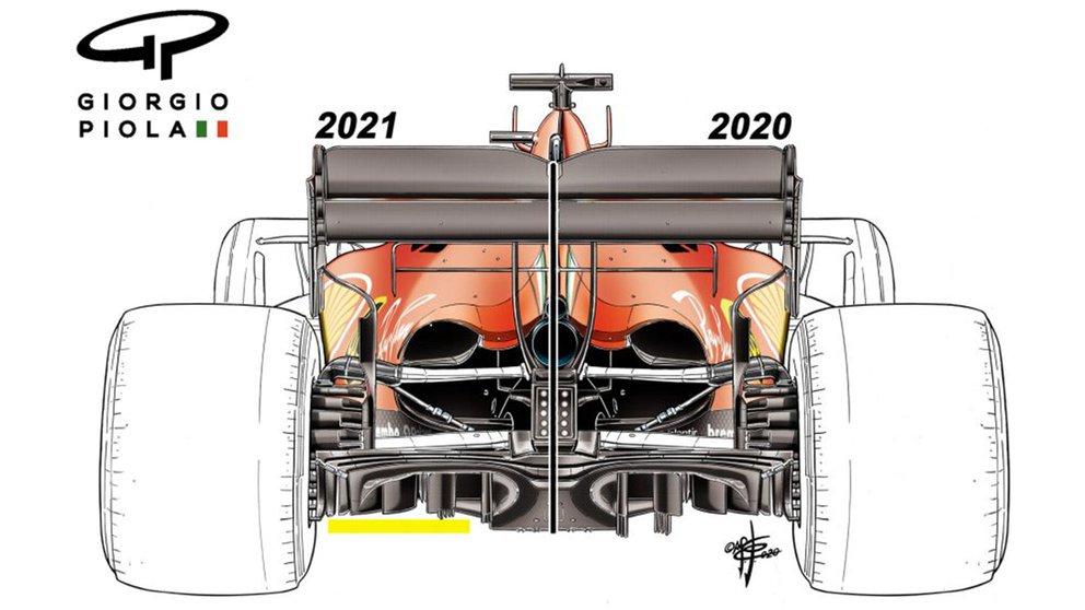 f1 mclaren 2021