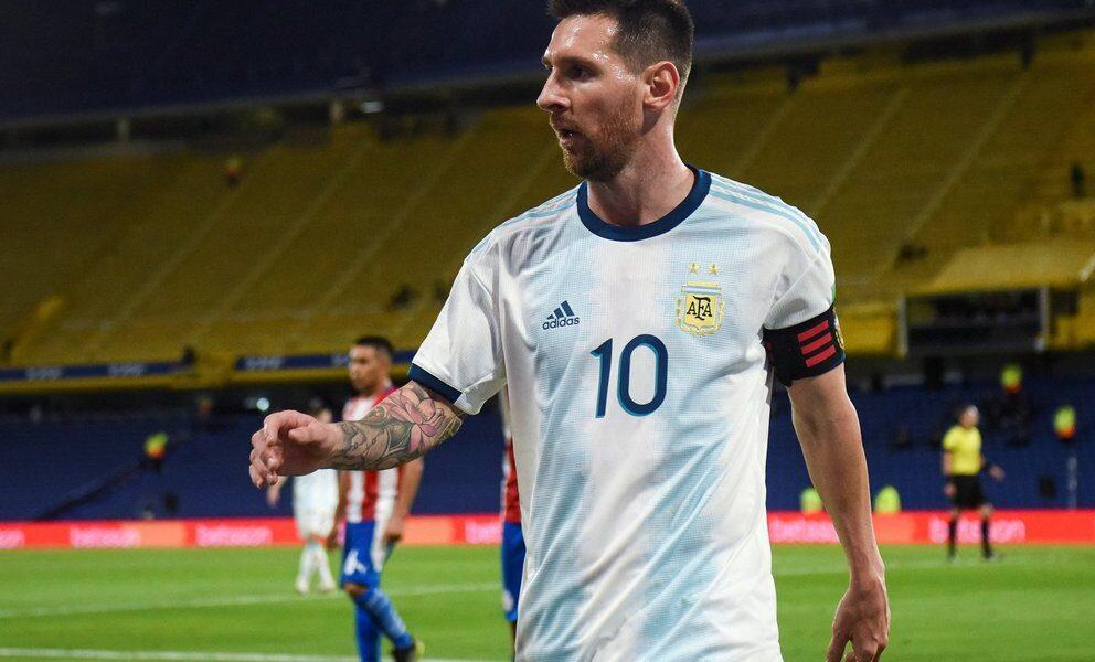 Messi Eliminatorias