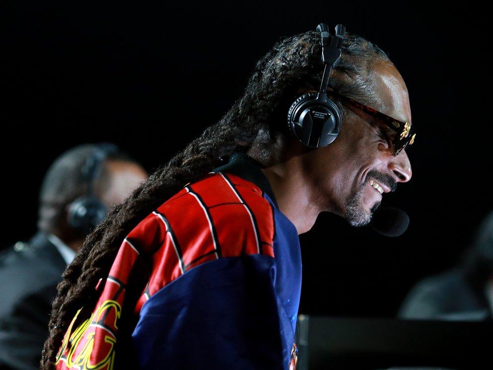 Snoop Dogg Mourinho