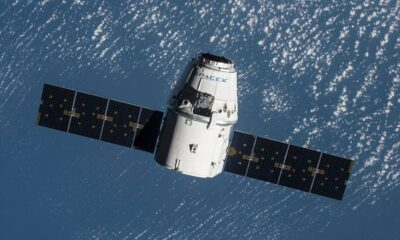 space x satelite