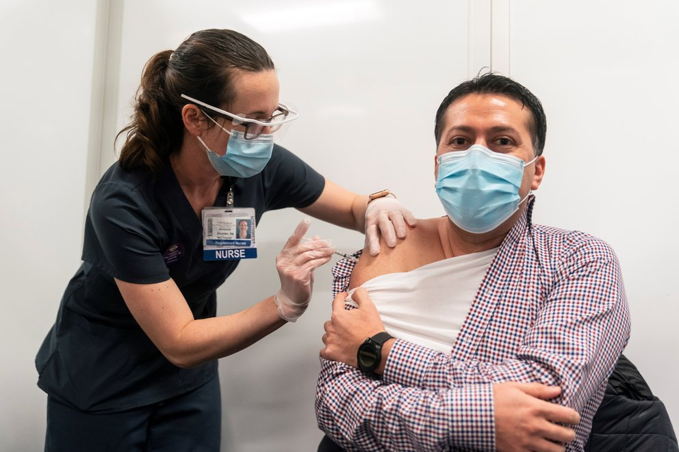 vacunacion Estados Unidos