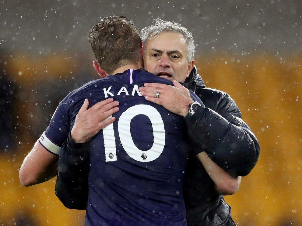 Kane Mourinho