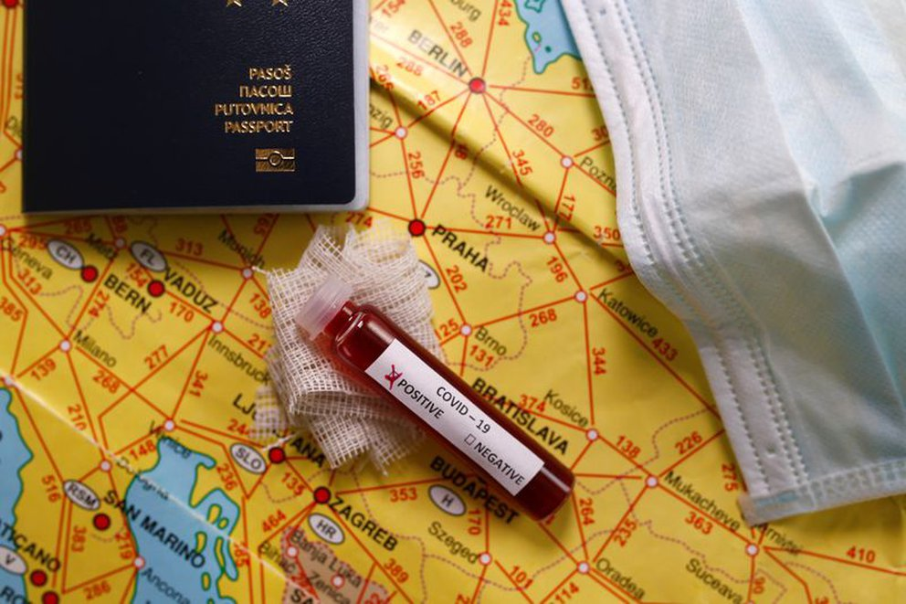 passport covid