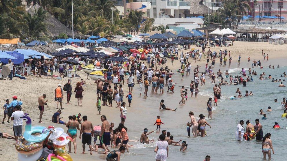 mexico semana santa playas
