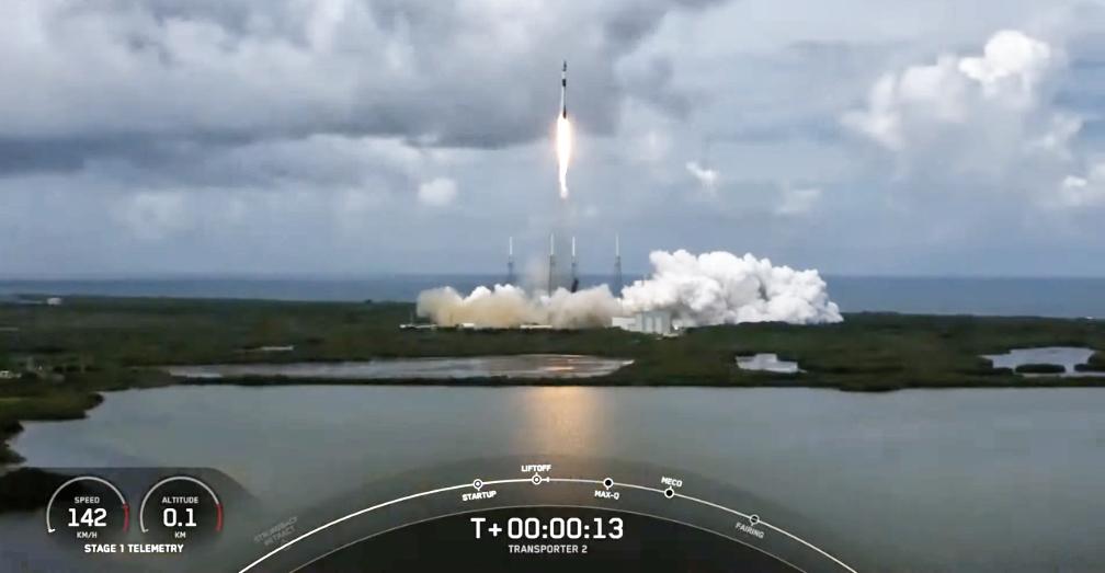 space x aterrizaje