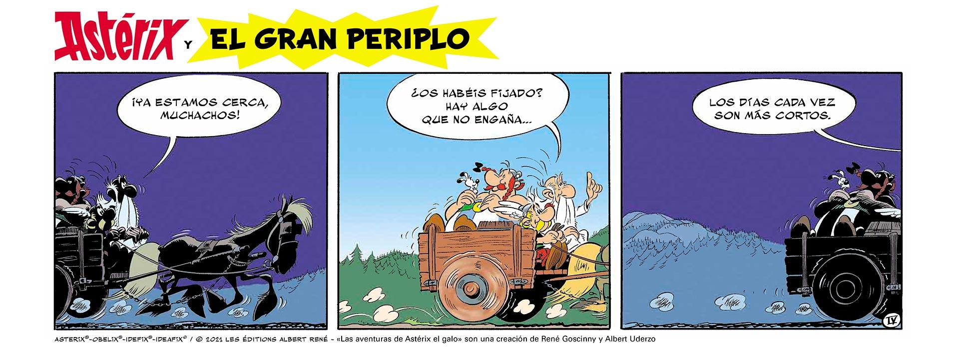 comic asterix