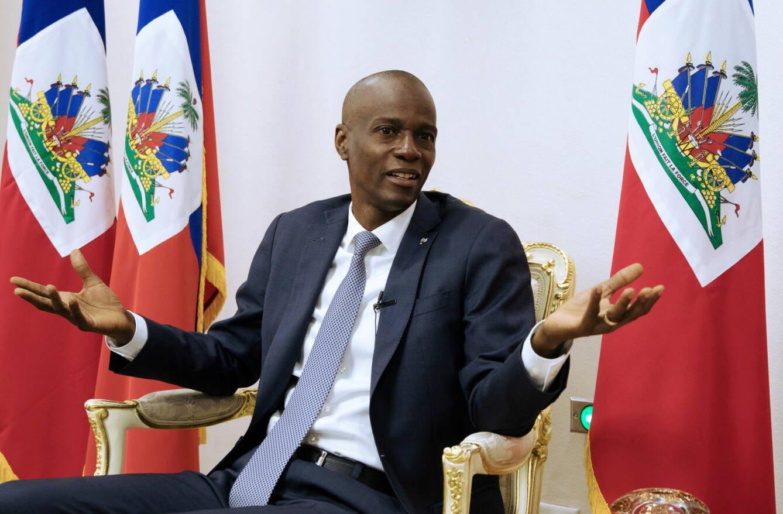 haiti moise