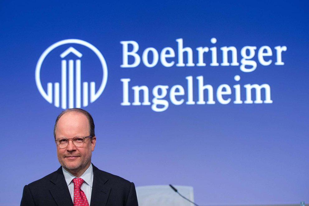 Boehringer, Von Baumbach