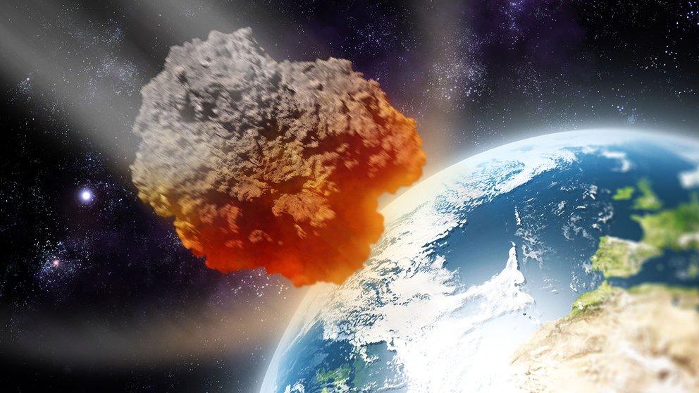 impacto cosmico