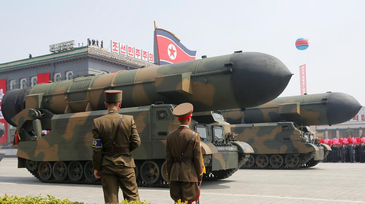 corea misil