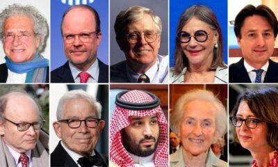 familias mas ricas